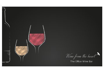 Meniu - Vinuri - The Office Wine Bar