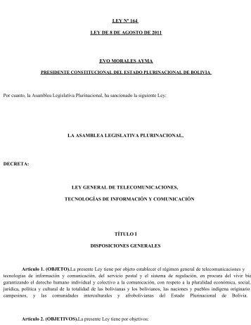 Ley-N%C2%B0-164-General-de-Telecomunicaciones-Tecnolog%C3%ADas-de-Informaci%C3%B3n-y-Comunicaci%C3%B3n