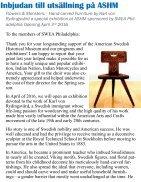 SWEA Philadelphia e-Blad: Vår 2016 - Page 6