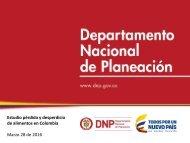 Estudio pérdida y desperdicio de alimentos en Colombia Marzo 28 de 2016