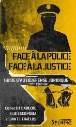 face à la police / face à la justice