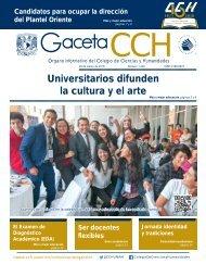 Universitarios difunden la cultura y el arte