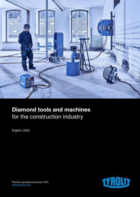 Diamond Tools and Machines 2020 - English