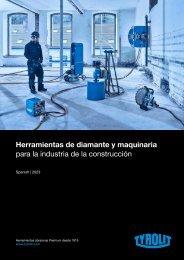 Diamond Tools and Machines 2018 - Spanish