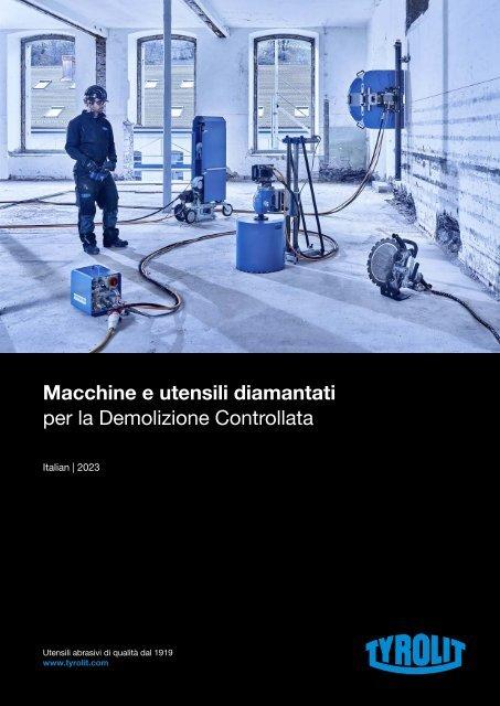 Diamond Tools and Machines 2021 - Italian