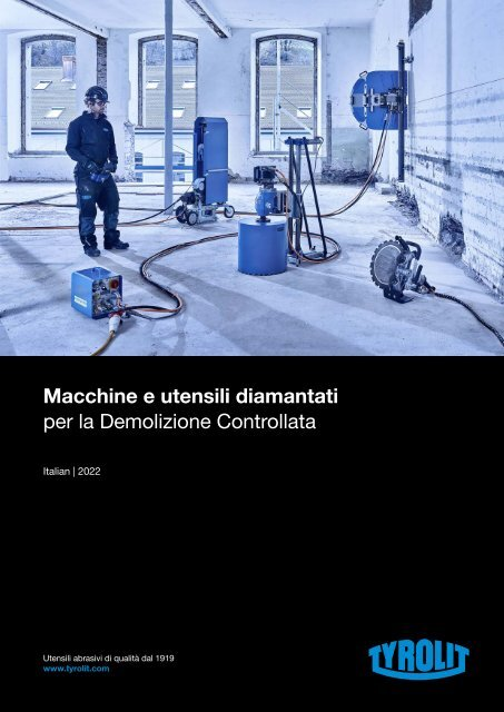 Diamond Tools and Machines 2020 - Italian