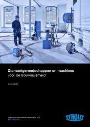 Diamond Tools and Machines 2018 - Dutch