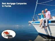 Best Mortgage Companies in Florida - Z Reverse Mortgage