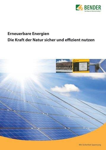 Bender Erneuerbare Energien