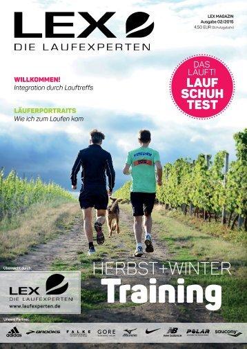 LEX Magazin 2 - 2015
