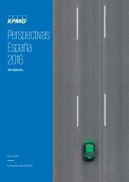 Perspectivas España 2016
