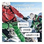 Ghostthinker - Social Video Learning Broschuere 2016