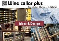 Wine cellar plus brochure