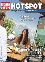 Hotspot Innsbruck 160327