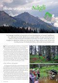 NAGELFLUH Frühjahr/Sommer 2015 - Das Naturpark-Magazin - Seite 6