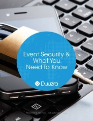 Event Security & What You Need To Know