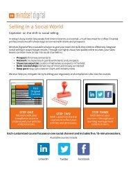 MSD-Social Selling