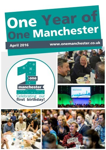 One Year of One Manchester
