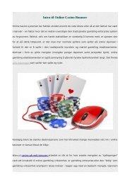 Intro til Online Casino Bonuser