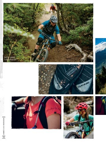 DAKINE BIKE S16 Workbook