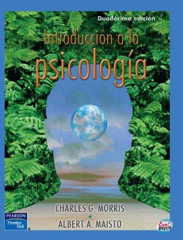 Morris - Psicologia