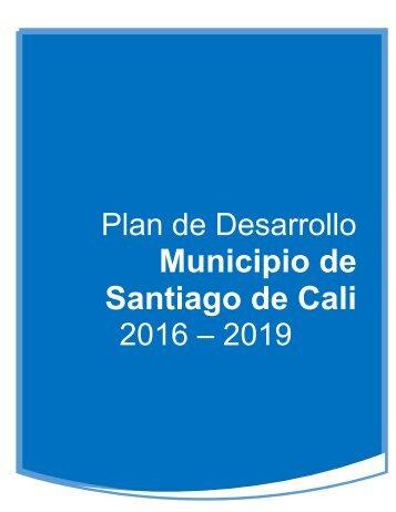 BORRADOR PLAN DESARROLLO MUNICIPAL DE CALI