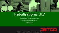 Nebulizadores ULV