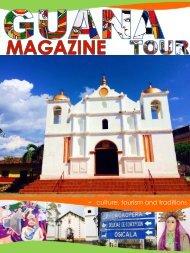 MAGAZINE GUANA TOUR EL SALVADOR 2016