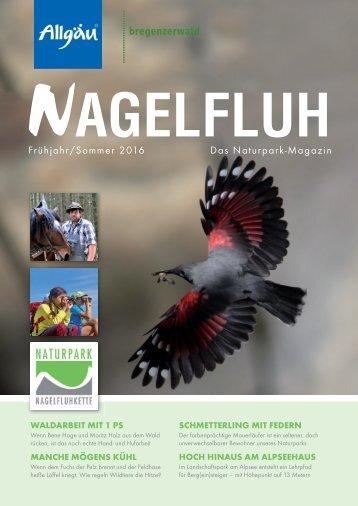 NAGELFLUH Frühjahr/Sommer 2016 - Das Naturpark-Magazin