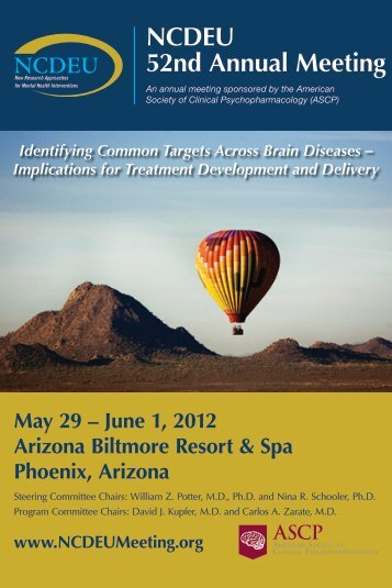 Posters - NCDEU: An Annual Meeting Sponsored by ASCP