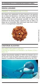 AULA D'EDUCACIÓ AMBIENTAL DE LES CORTS - Page 6