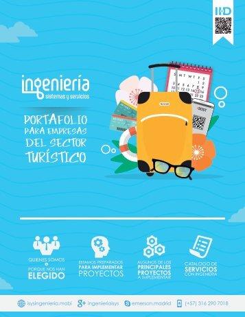 Portafolio de Servicios para Empresas del Sector Turístico