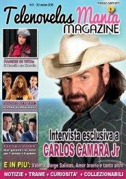 TelenovelasMania Magazine (novembre ottobre 2015)