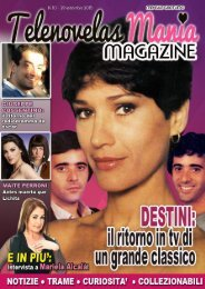 TelenovelasMania Magazine (settembre 2015)