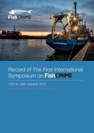 Symposium on FishCRIME