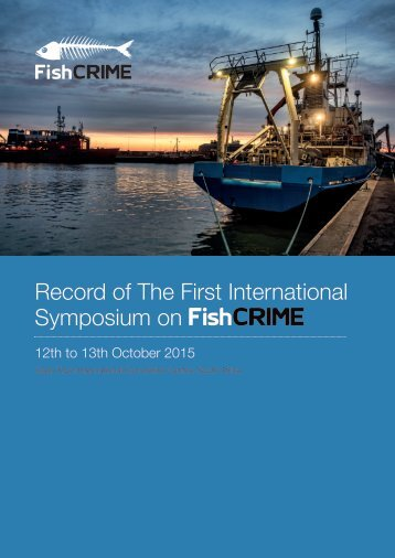 Symposium on FishCRIME