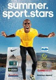 Summer Sport Stars