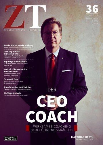 ZT | Ausgabe 36 — Q2/2016