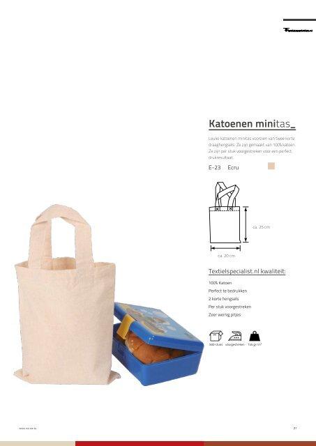 Tassen & Accessoires 2016