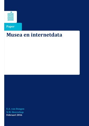 Musea en internetdata