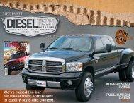 PDF Media Kit - Diesel Tech Magazine