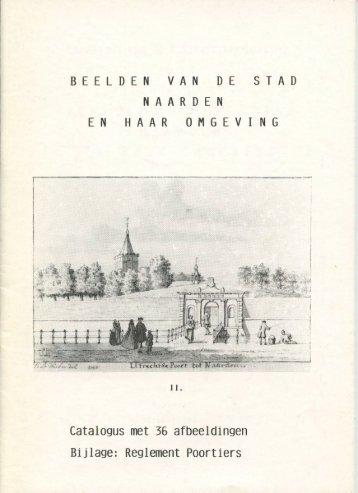 Beelden van de stad Naarden en haar omgeving