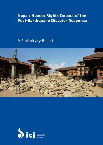 Nepal-Earthquake-Disaster-response-Publications-Reports-2016-ENG