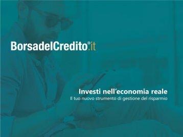 Investi nell'economia reale