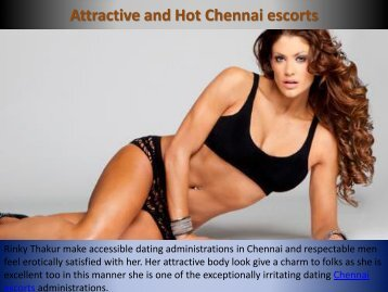 affordable Chennai dating services by Hot rinky Thakur