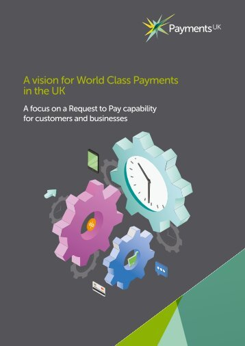 A vision for World Class Payments in the UK