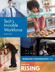 Tech's Invisible Workforce