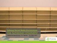 Infopaq Social Media Kurzanalyse  - Infopaq Deutschland GmbH