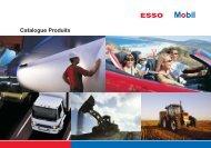 Esso and Mobil Product Catalogue - ExxonMobil