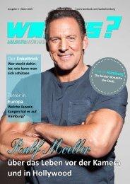 Wat Los? / Ausgabe 3-2016